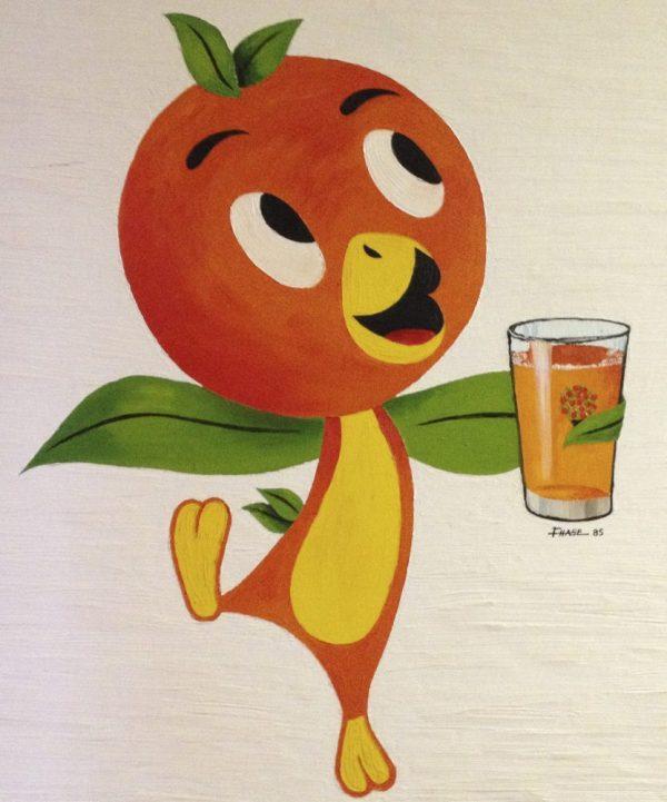 Orange Important Florida Greening