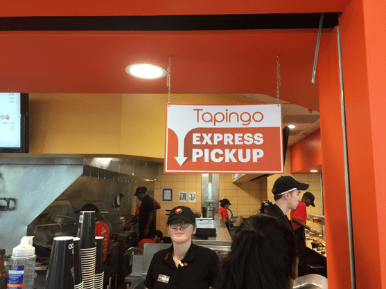 FoodOrdering App Tapingo Arrives At UF  WUFT News