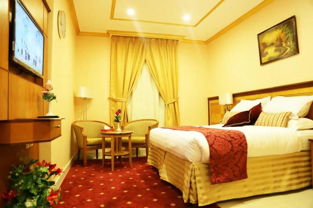 فنادق المسفلة شارع ابراهيم الخليل