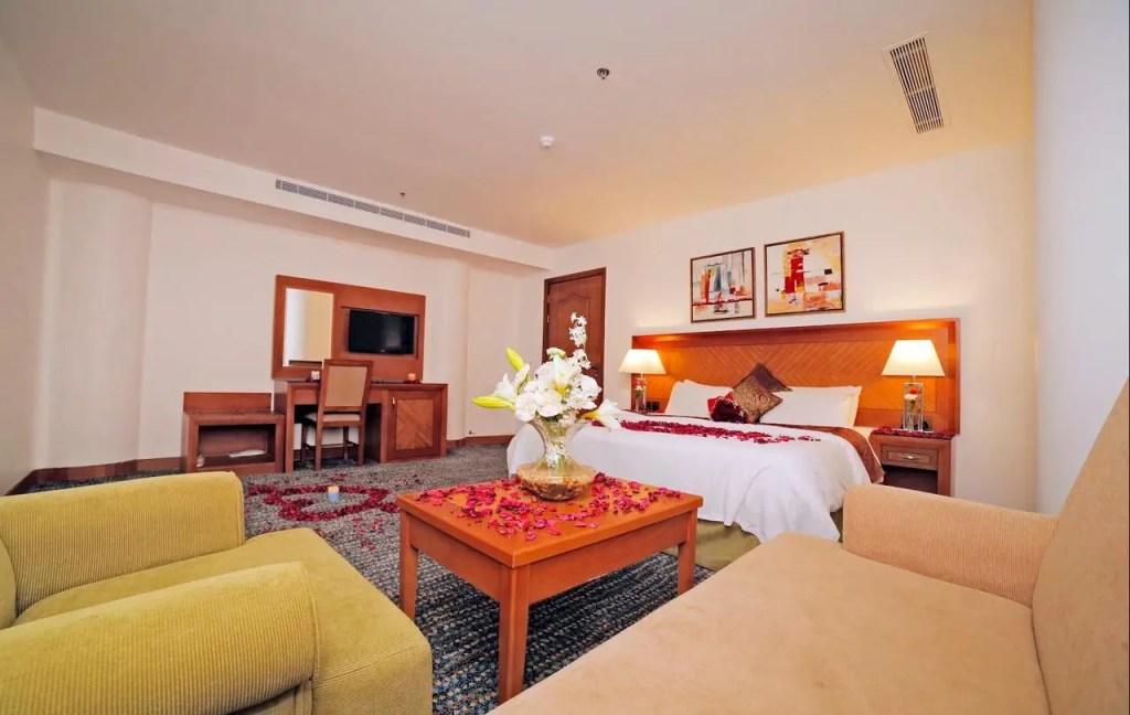 فنادق اقتصادية في جدة