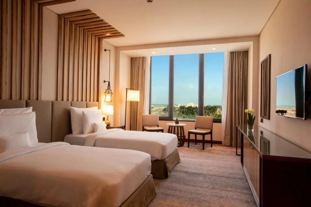 فنادق في صلالة خمس نجوم