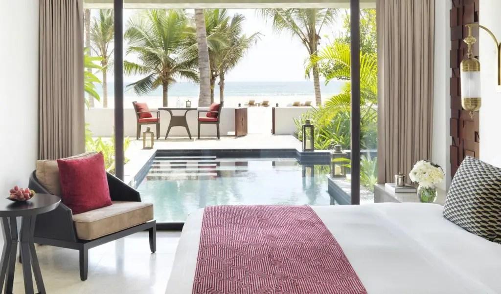 فنادق صلالة على البحر