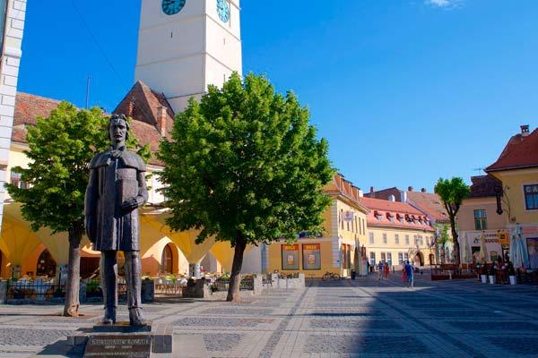 Apartamentos en Sibiu Rumana
