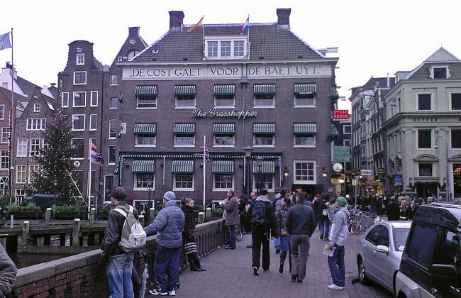 Apartamentos en el centro de msterdam