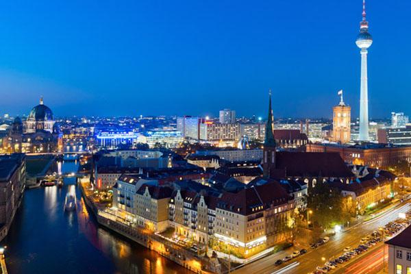 Apartamentos en el centro de Berln para alquilar
