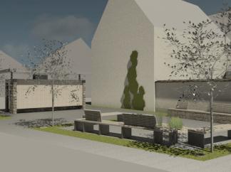 03_Stadt_Mellrichstadt-Dorfplatz_Bahra.rvt_2015-Feb-04_02-12-19-000_3D-Variante_3_Busw-Bel_Platz_2_tag_groß-freigeg-1024x767