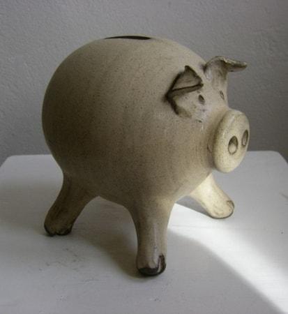 Pig Ceramic Money Box Wulflund Com