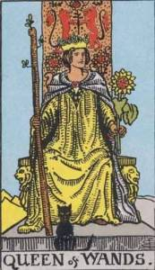 archetype - queen of wands