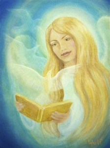 Book of Life - copyright Bernadette Wulf