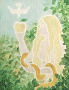 First Mother (Eve) - copyright Bernadette Wulf