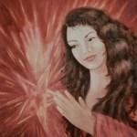 Morgan Le Fay - Copyright Bernadette Wulf
