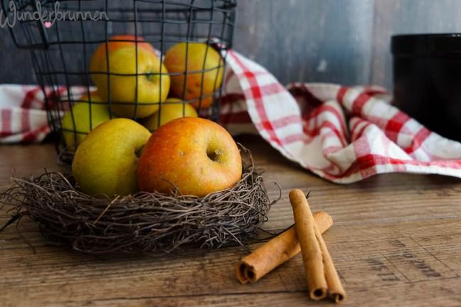 Äpfel für Apfelmus - Wunderbrunnen - Foodblog - Fotografie