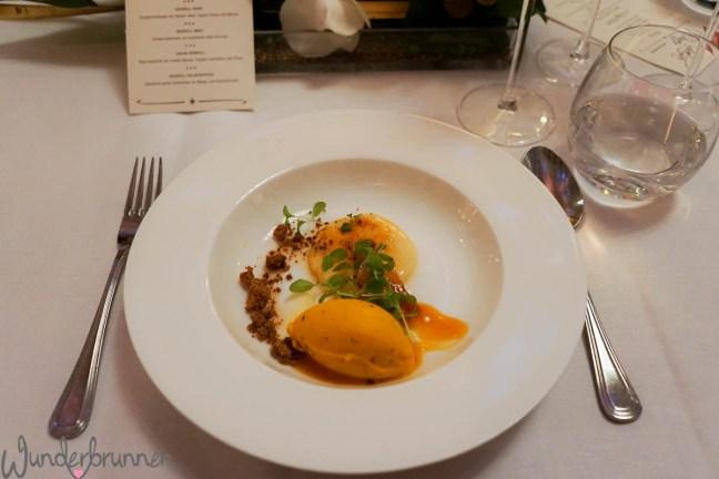 Gala-Dinner Henkell - Wunderbrunnen - Foodblog - Fotografie