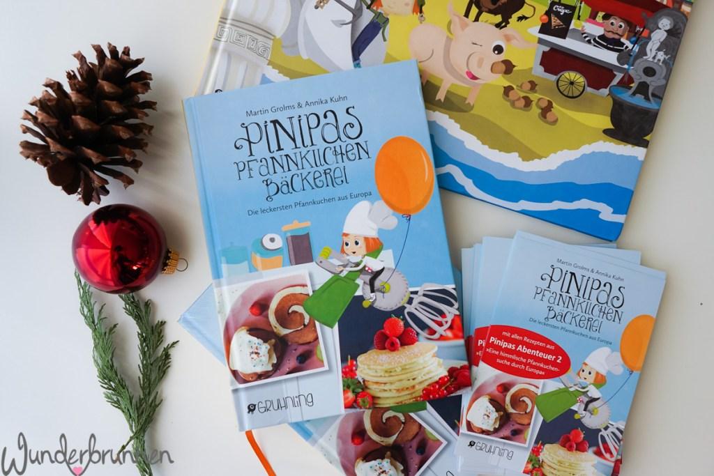 Pfannkuchen für Pinipa - Wunderbrunnen - Foodblog - Fotografie