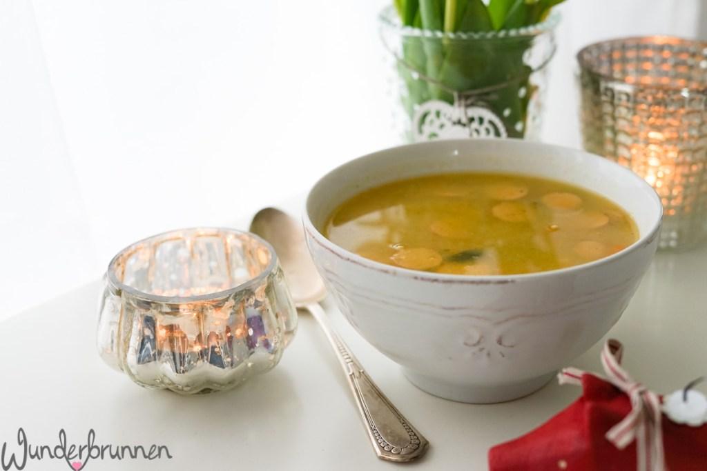 Kartoffelsuppe - Wunderbrunnen - Foodblog - Fotografie