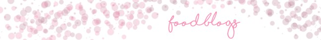 Foodblogs - Wunderbrunnen - Foodblog - Fotografie