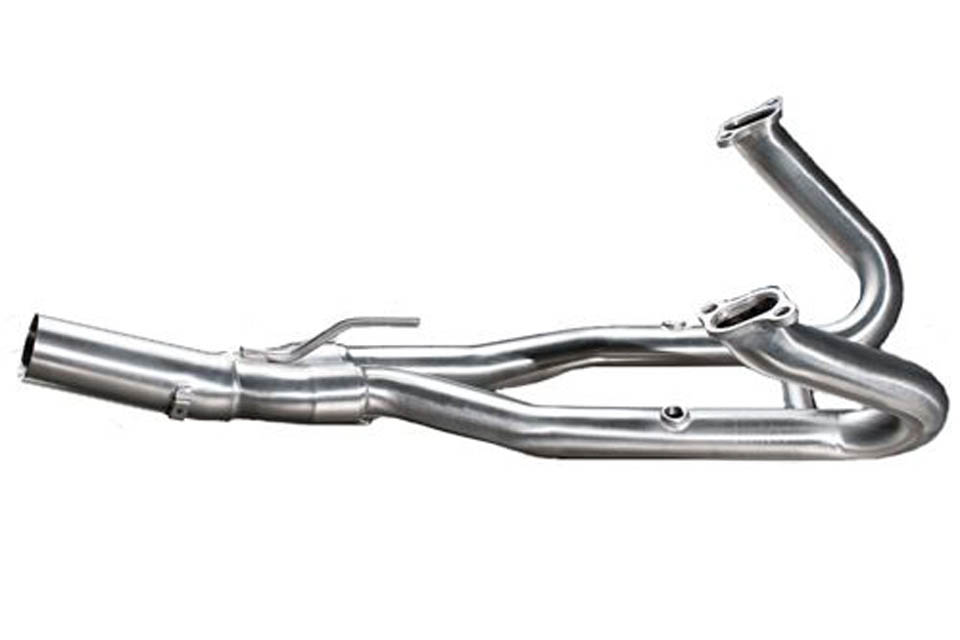 Remus Header, R1200RT LC (#101088014) Oil and Water Cooled