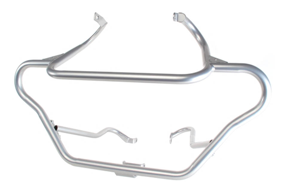 Engine Protection Bars, Silver (#8160710) Oil and Water