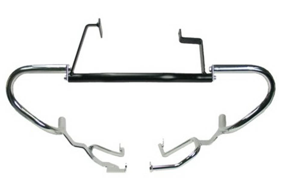 Engine Protection Bars, Chrome (#8160725) Oil and Water