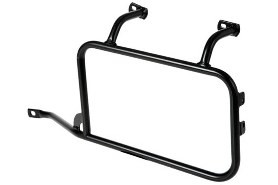 Krauser Luggage Carrier Black (#8170056) F650 8170056