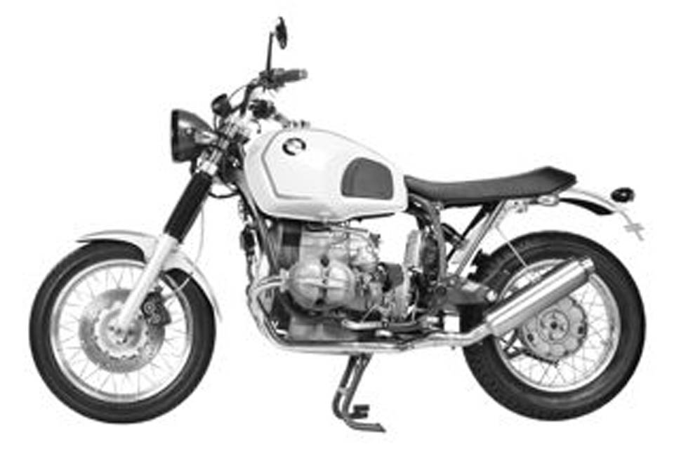R Series BMW Air Cooled Twins (1970 to 1995) Parts and