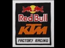 Aufnäher von Red Bull KTM