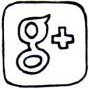 google plus icon bullet journal - wundertastisch