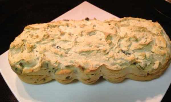 Das 3-Minuten-Brot Rezept