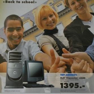 IT Computer: Mailing an Schulen mit Angeboten von Dell Computer