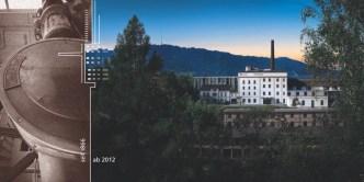 Hotel-Gastronomie: Werbekarte für B2 Hotel in Zürich
