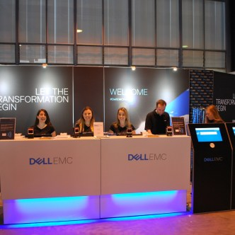 IT Computer: Event Management Dell EMC Forum 16, Lausanne Beaulieu