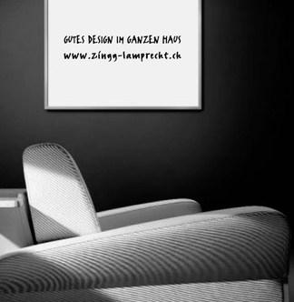 Handel: Fachzeitschriften-Inserat für Zingg Lamprecht