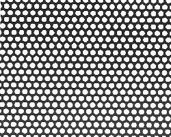 沖孔網規格型號 1.6ø x 2.5P 37% open