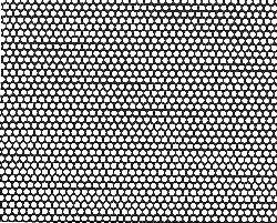 沖孔網規格型號 1ø x 1.5P 40.2% open