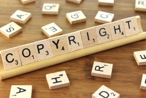 copyright in research wur