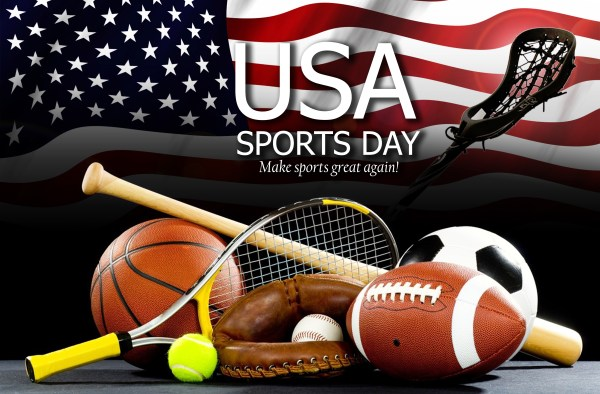 sports USA Sports Day - WUR