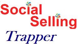Social Selling Trapper Logo