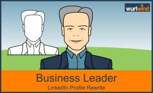 LinkedIn Profile Rewrite Business Leader Image Mark Stonham Wurlwind