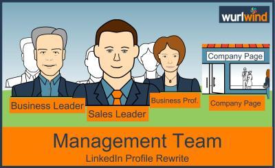 LinkedIn Profile Rewrite Management Team Image Mark Stonham Wurlwind