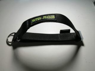 Pfoten-Pfad-Zugstop Halsband