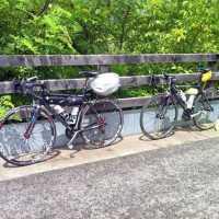 Einfache Transalp mit dem Rennrad von Mittenwald nach Trento