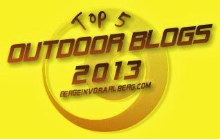 Der beliebteste Outdoorblog 2013 – 2. Platz für wusaonthemountain.at