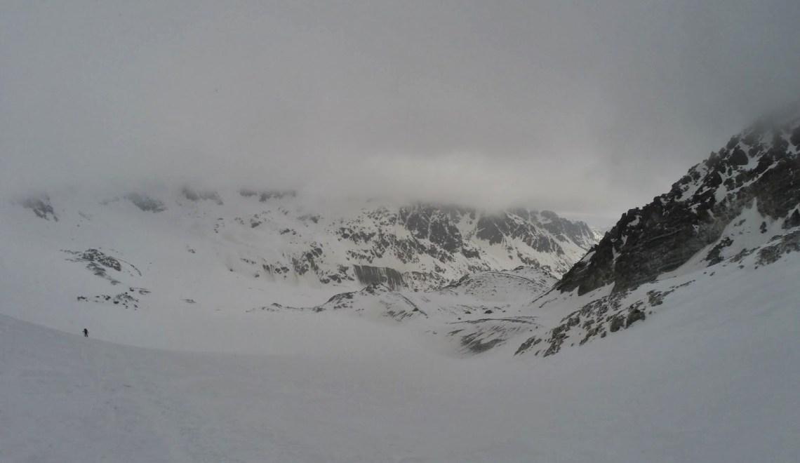 Gemsspitze (3114m) und Chalausscharte – dritter Tag unserer AV-Skitourentage in der Silvretta