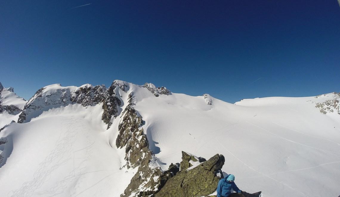 Vorderer Wilder Turm (3177m), Hinterer Wilder Turm (3294), Wildes Hinterbergl (3288m) – Gipfelreise im Stubai