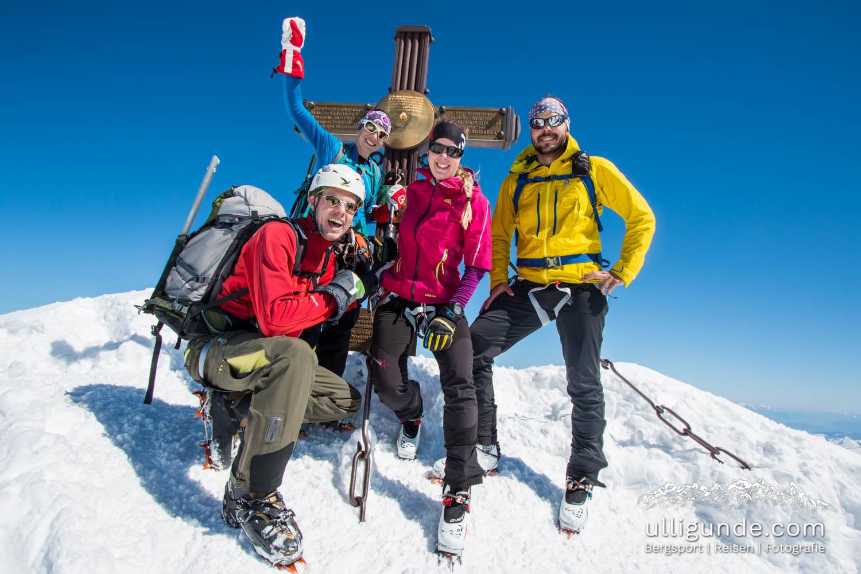 Gipfel Großglockner