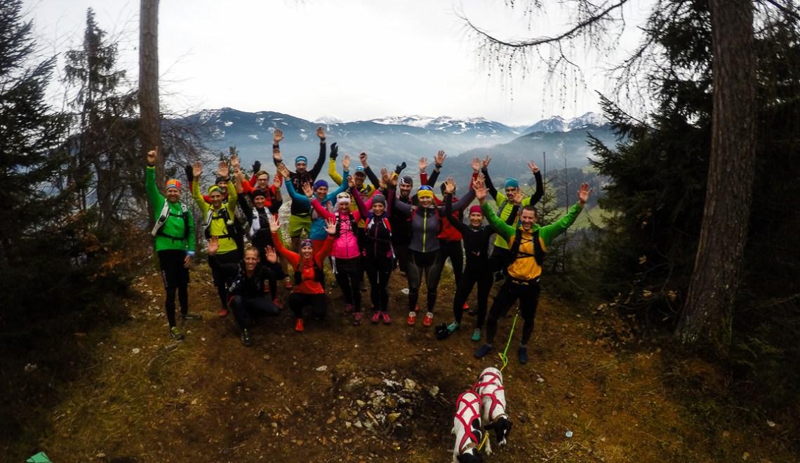 4. Run with Wusaonthemountain(s) Lauftreff – toller Abschluss des Laufjahrs