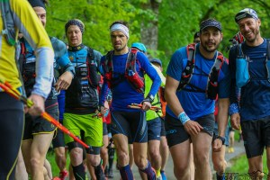 Trail Raid in Bad Reichenhall