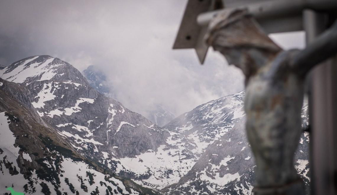 Tristkopf (2110m) – vergessene Wege im Hagengebirge