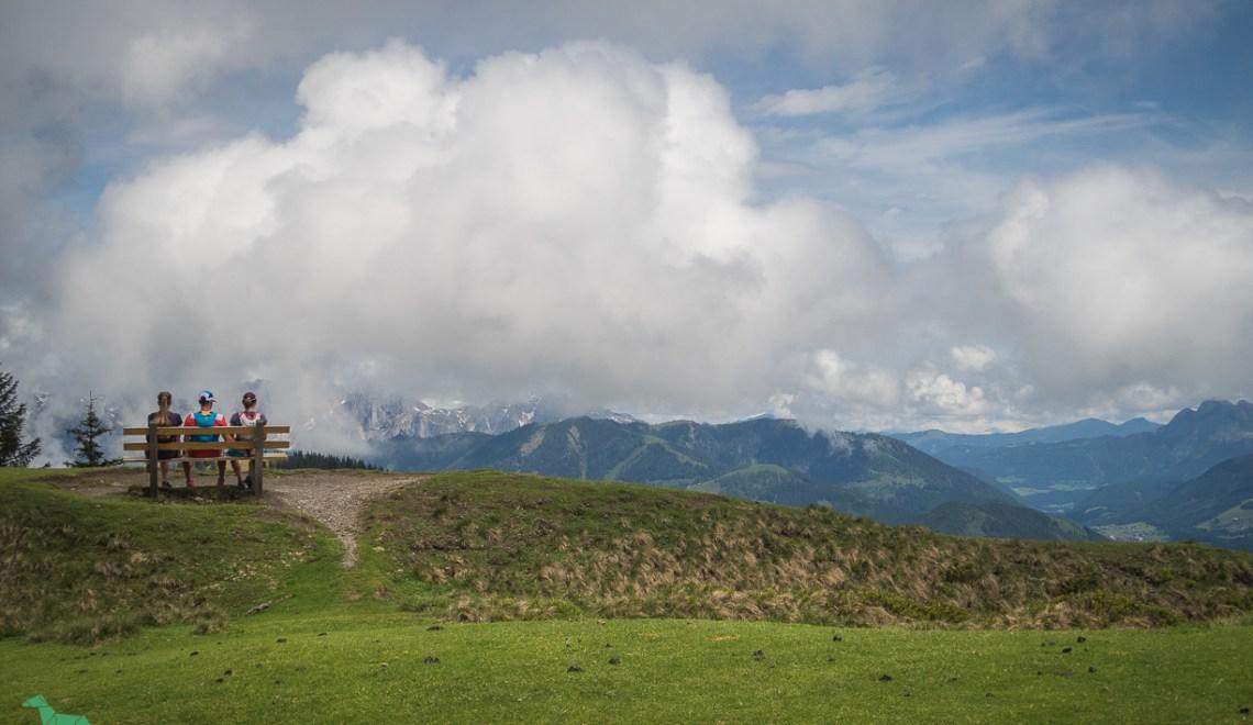 Hochgründeck (1827m) – einer der höchsten bewaldeten Berge Europas