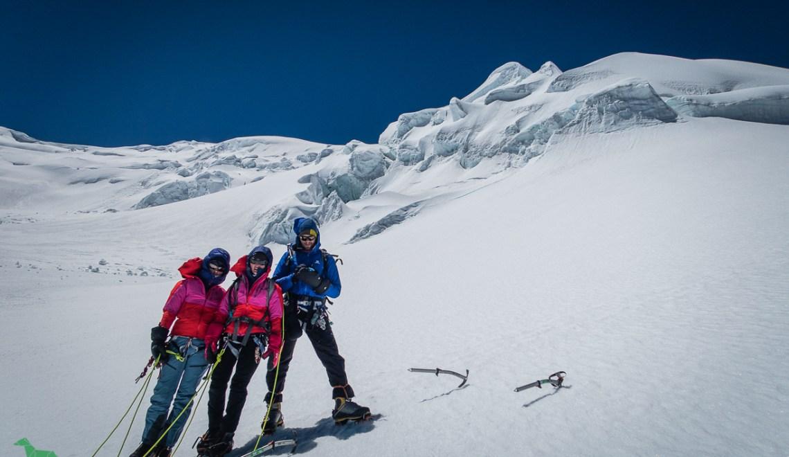 Expedition Peru 2017 – Versuch am Copa (6188m) und ein Weltwunder